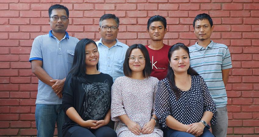 Pauzagin, Ronica, Mangi, Chingngaih, Suanlian, Suanlal, Muanlal